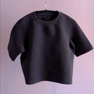 Black Lululemon Structured T